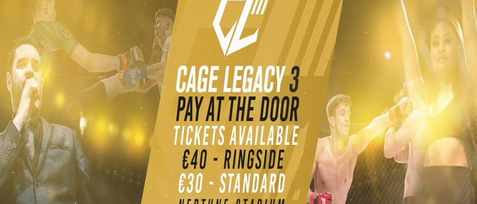 Cage Legacy 3