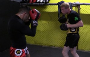 """Mikey Rizzo: """"I'll either finish the fight or put on one hell of a show"""""""