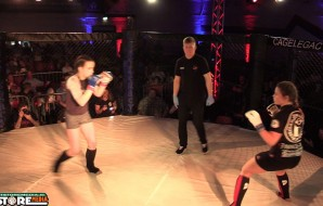 Watch: Rosa Walsh v Dee Begley - Cage Legacy 3