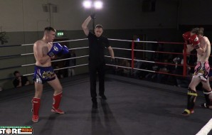 Watch: JJ Prendergast vs Liam Burden - Ragnarok 1