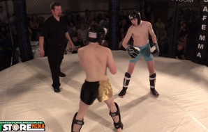 Watch: Ruari Lavery vs Lee Walsh - Cage Legacy Kickboxing 3