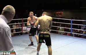 Watch: Chris Blaney vs Matiouze Royer - Red Corner Promotions: Champions Elect