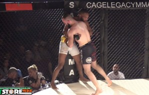 Watch: Pedro Carvalho vs Jeanderson Castro​ - Cage Legacy 4: Halloween Havoc