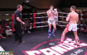 Watch: Ross Monahan vs Graeme Byrne - Siam Warriors: Fight Night