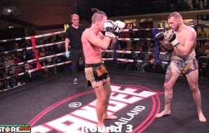 Watch: Sean Clancy vs Dommie Kelly - Siam Warriors: Fight Night