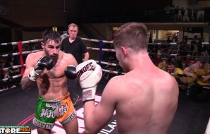 Watch: Shane McConnell vs Stefan Korodi - Siam Warriors: Fight Night