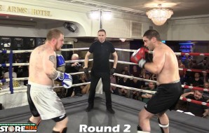 "Watch: Tommy Kiernan vs Jay ""Red"" Cleary - Relentless Fighting Championships"