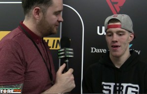 Watch: Dylan Tuke post fight interview at BAMMA 32