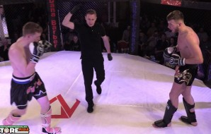 Watch: Shea Dobbin vs Niall Tucker - Cage Legacy 5