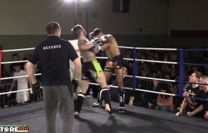 Watch: Tristian Barnett vs Stephen McNutt - The Takeover 10