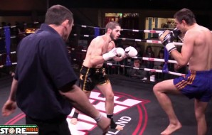 Watch: Stefan Triffo vs Wojciech Tomaszewski - Siam Warriors Superfights: Sheehan v Sitmonchai