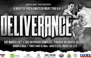 [Results] Langka Muay Thai presents: DELIVERANCE 4