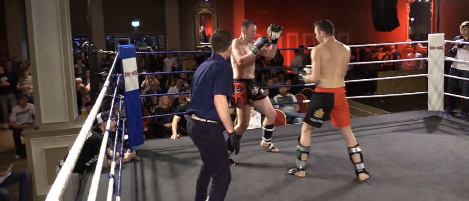 Wach: Chris Cahoon vs Mark O'Reilly - DELIVERANCE 4