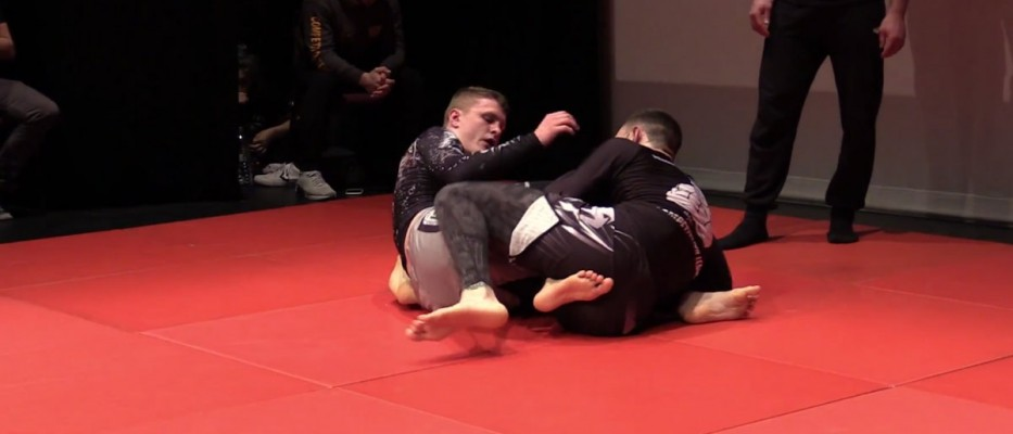 Watch: Arran McGowen vs Troy Carberry - Grapple Kings