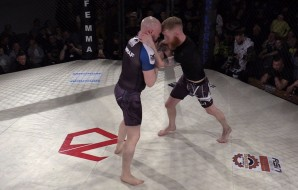 Watch: Paddy Holohan vs Dave Roach - Cage Legacy 7