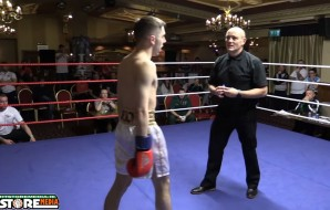 Watch: Peter McArdle vs Adam Gordon - Blood, Sweat and Tears 2