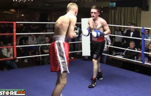 Watch: Ruadhan Farrell vs Jordan Woods - Blood, Sweat and Tears 2