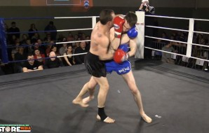 Watch: Sean Kervick vs Peter Conroy - Evolution Fight Night