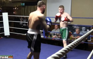 Watch: Shane Burns vs Callum McConnell - Blood, Sweat and Tears 2