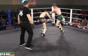 Watch: Stephen McPeake vs Cialam Dowdall - Evolution Fight Night