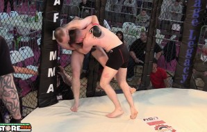 Watch: Dave Phelan vs Joe Jordan - Cage Legacy 8