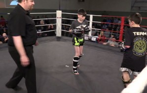 Watch: Ruairi O'Connor vs Alex Donoghue - Evolution Fight Night