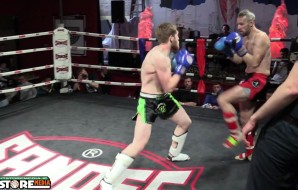Watch: Shane O'Connor vs Indra Atkins - Cobra Thai 6
