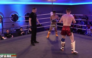 Watch: Conor Quinn vs John Gregorio - Unforgiven 2