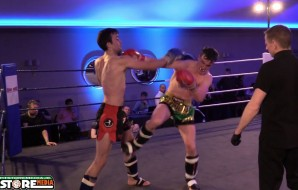 Watch: Eamon Corcoran vs Ally Tuite - Unforgiven 2
