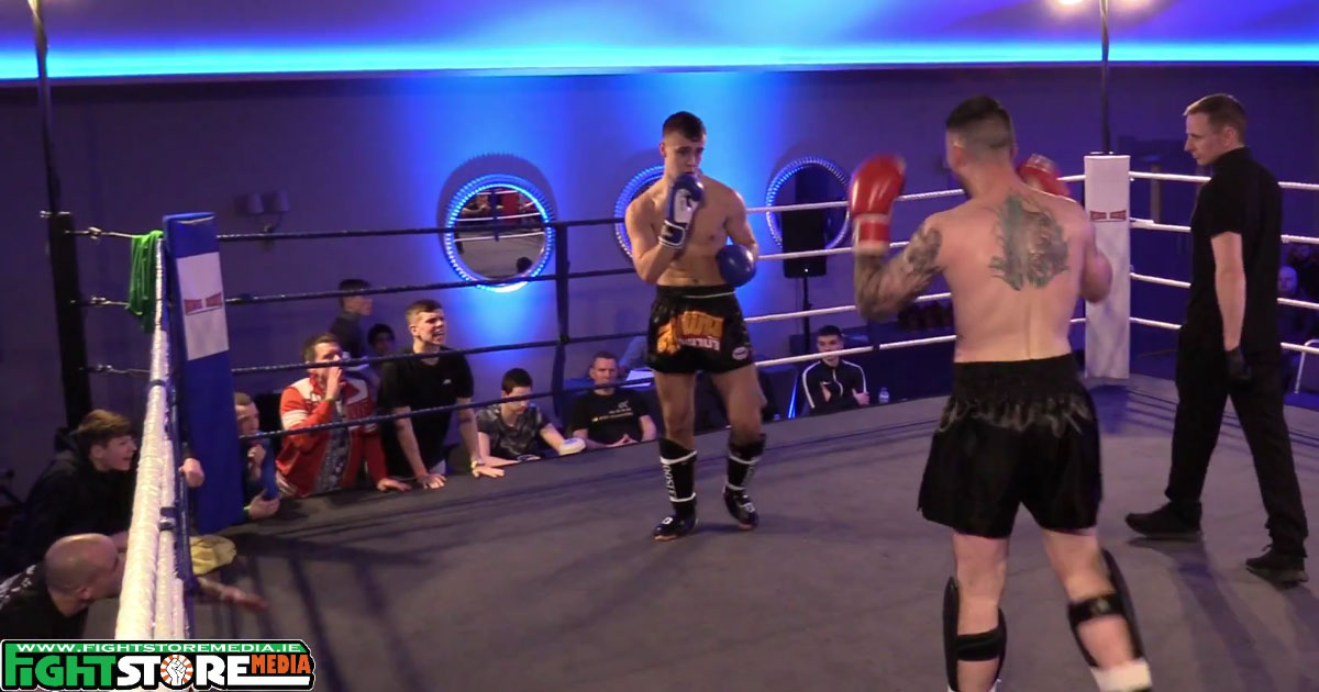 Watch: James Collins vs Igor Bartosiak - Unforgiven 2