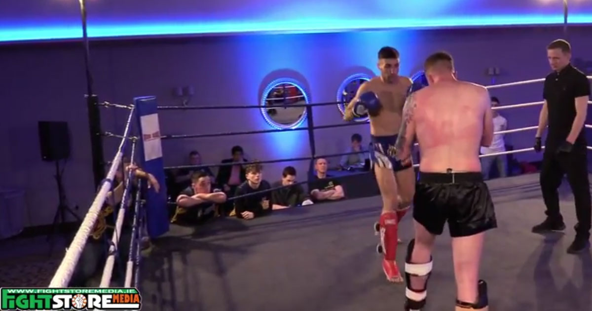 Watch: Jamie O'Grady vs Rob Cooley - Unforgiven 2