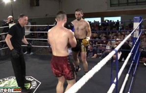 Watch: Stefan Triffo vs George Hardy - The Takeover 11