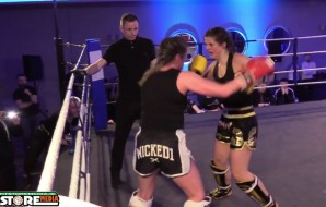 Watch: Tracey Duggan vs Sarah Dunne - Unforgiven 2