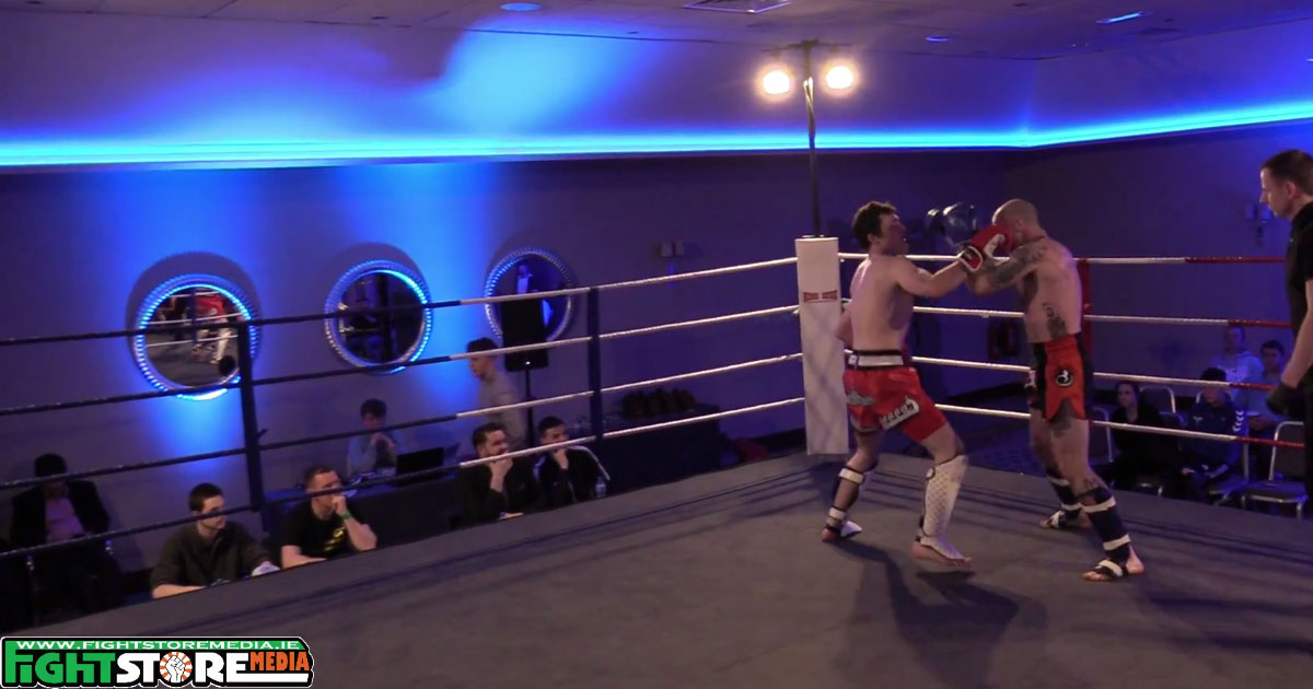 Watch: Wayne Kelly vs Robbie Connelly - Unforgiven 2
