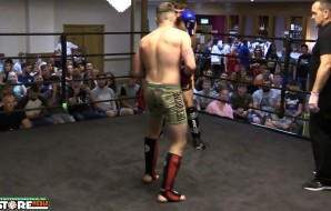 Watch: Kevin Kophamel vs Oisin McCarthy - Premier Fight Night
