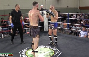 Watch: Ryan Brandon vs Darragh Smith - The Takeover 11