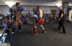 Watch: Steven McNutt vs Greg Kop - Premier Fight Night