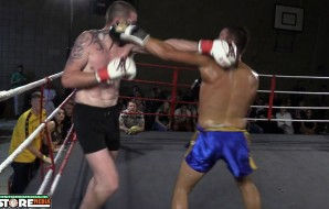 Watch: Alex Akimov vs John Michael Sheild - New Bloods Round 5