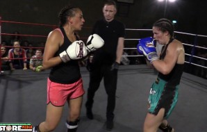 Watch: Aoife Rhodes vs Sarah Donne - New Bloods Round 5