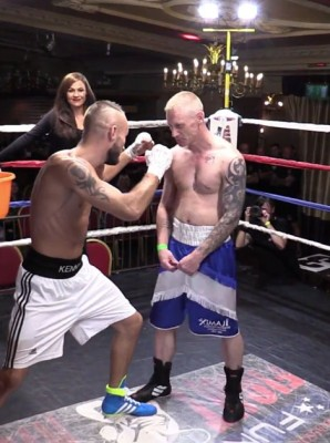 Watch: Blood, Sweat and Tears 3: Lightweight Prizefighter Draw