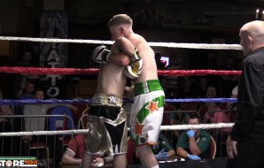 Watch: Chris Wong vs Peter McArdle - Blood, Sweat and Tears 3