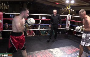 Watch: Column McKeown vs Jamie Douglas - Blood, Sweat and Tears 3