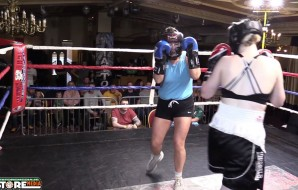Watch: Dara Matthews vs Pauline Nelmes - Blood, Sweat and Tears 3