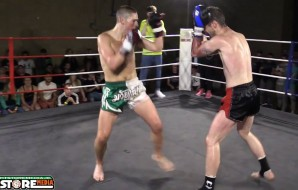 Watch: Darragh Smith vs Darragh Caffrey - New Bloods Round 5
