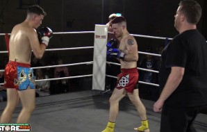 Watch: Mark McGahey vs George Hardy - New Bloods Round 5