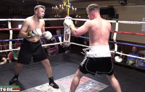 Watch: Shane McClorey vs Thomas Vas - Blood, Sweat and Tears 3