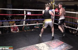 Watch: Stuart Scott vs Luke Toman - Blood, Sweat and Tears 3