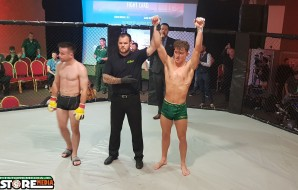 [Results] Cage Warriors Academy Ireland - Belfast