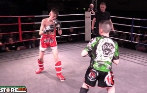Watch: Evan Kelly vs Kyle Rogers - Fighting Spirit 1