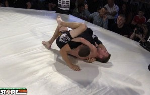 Watch: Nathan Kenna vs Max Lally - Cage Legacy 9